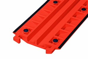 Optional Anti-Slip Rubber Pad Kit for FastLane FL1X4 or FL2X1-75 - Qty 8