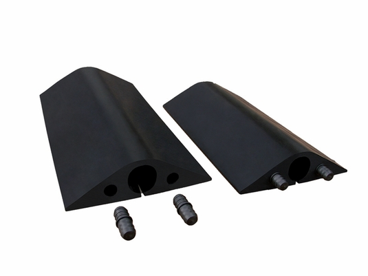 Optional Connector Kit for Powerback RFD7 Rubber Duct Protector - 1/2 in. diameter