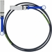Mellanox� Passive Copper Cable, IB QDR/FDR10, 40GB/s, QSFP, 2m