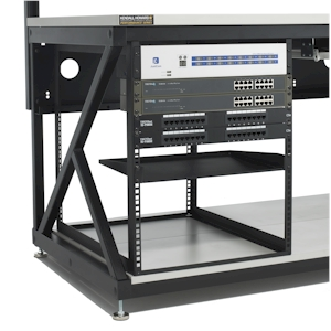 Performance LAN Station Racking System