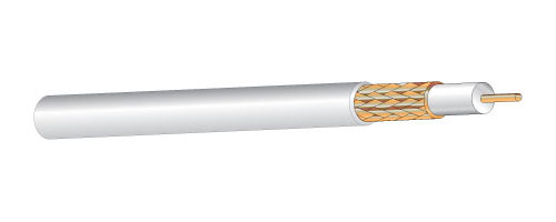 25815IV1000 - Plenecon® RG-59 Type CCTV Plenum Coaxial Cable, 1,000'