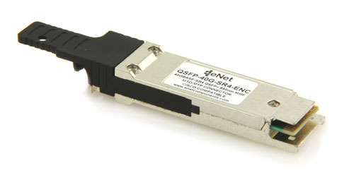 QSFP+ Fiber Optic Transceivers