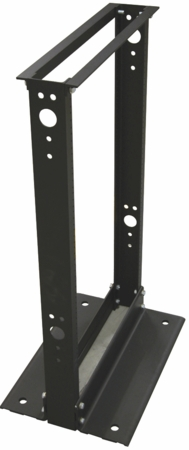 Quest FR1907-45-02 Floor Rack, 84Hx19W, 45 Rack Mount Space