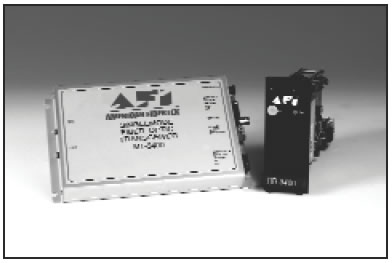 Rack Card Transmitter / Video Source: 3400