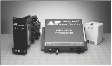 Rack Card Transmitter / Video Source: 3601