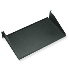 Rack Shelf, 10 Deep, Single, 2 RMS