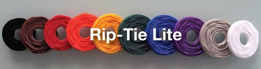 Rip-Tie Lite Screw Mount with Grommet, .675 x 12, Various Quantities