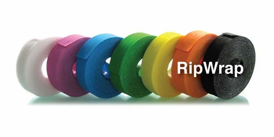 Rip-Tie RipWrap 2 Ties, 30 to 150 Feet Lengths