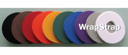 Rip-Tie WrapStrap, 15 Feet, .25 to 1 Widths