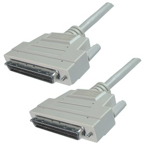 SCSI3-SCSI3 Adapter Cable HP DB 68 Male - HP DB 68 Male, 12'