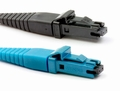 Secure MT-RJ Female to MT-RJ Female, MM OM2 Fiber Patch Cables