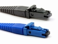 Secure MT-RJ Female to MT-RJ Female, MM OM1 Fiber Patch Cables