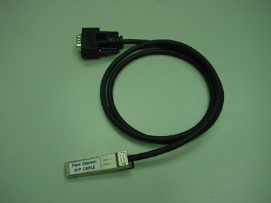 SFP-DB09, 3 Meter, Active Cable
