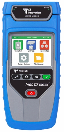 T3 Net Chaser with Active Remote