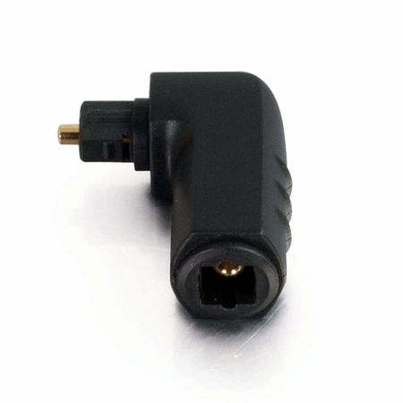 Velocity™ Right Angle TOSLINK® Adapter