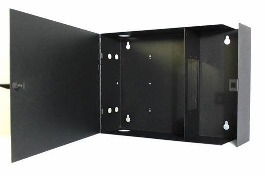 WAC-2X, Fiber Enclosure, Wall Mount, 2 Panel