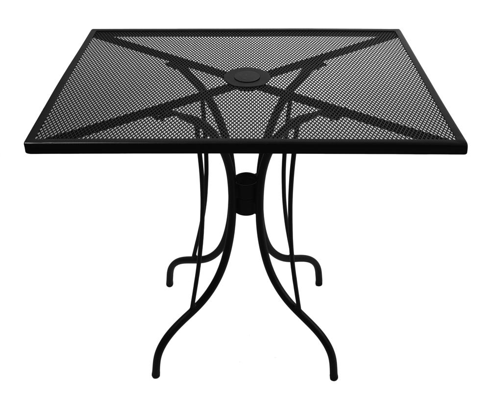 outdoor metal table. Outdoor Metal Table A