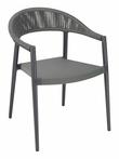 Florida Seating Commercial Dining Chair with Arms