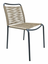 Florida Seating Cortina Aluminum Side Chair