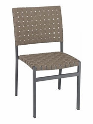 Florida Seating Mesh Belt Stackable Side Chair (2 Colors Available)