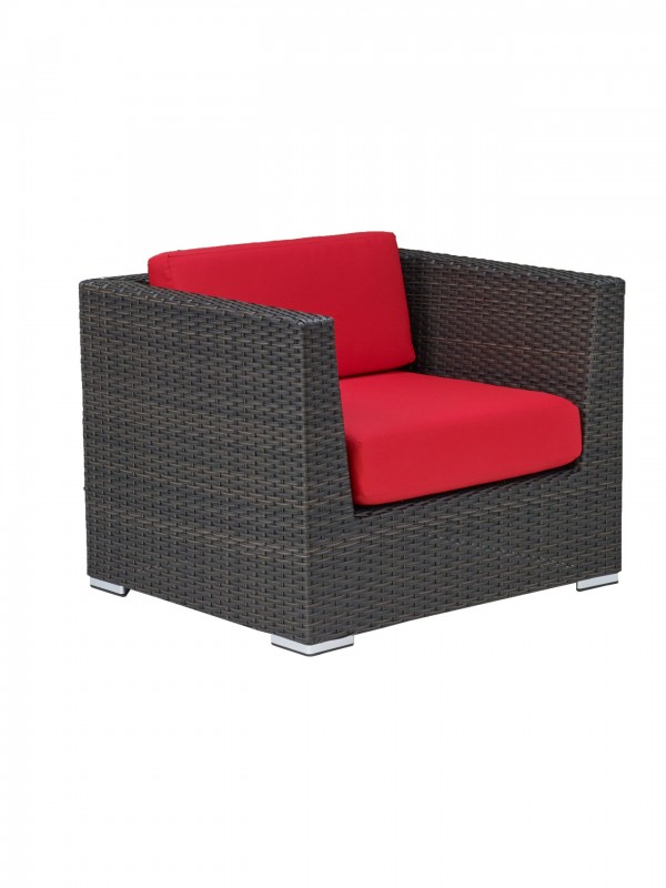 Florida Seating Outdoor Commercial Crystal Beach Armchair Click To Enlarge
