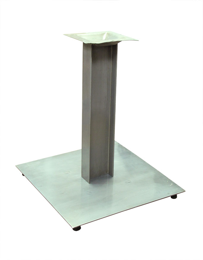 Table Height I-Beam Base