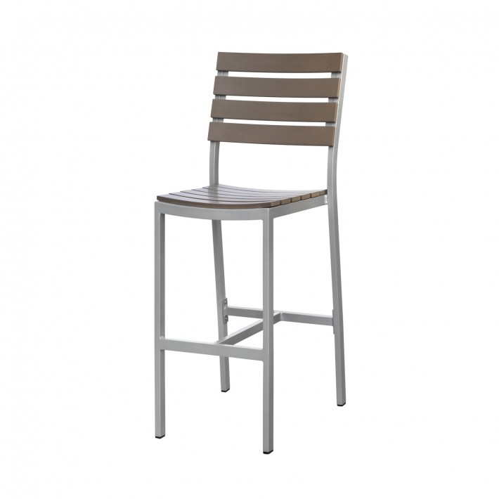 Outdoor Aluminum Bar Stools: Commercial Grade Aluminum Stools For Outside  Restaurant Use, Low Prices, Great Quality
