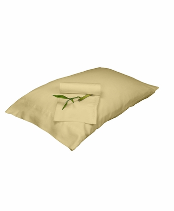 COOL WICKING RAYON FROM BAMBOO PILLOWCASE SET