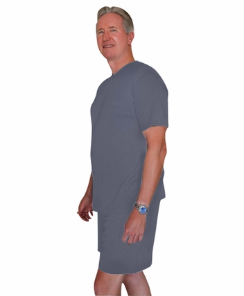 MEN'S WICKING BOXER PAJAMA SET (M-XXL)