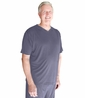 MEN'S WICKING V-NECK T-SHIRT (M-XXL)