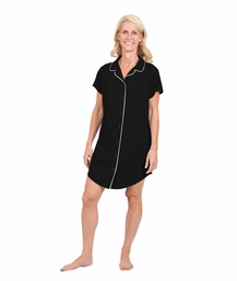 MOISTURE WICKING  SOPHIA NIGHTSHIRT