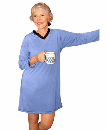WICKING  MELINDA NIGHTSHIRT