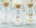 Mini Milk Jars Personalizados(set 12)
