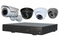 1 Camera, 2 Camera, 3 Camera or 4 Camera CCTV Systems, Custom, You Select Cameras