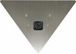 Corner Mountable Camera, 550TVL, Stainless Steal Front, Elevator Camera