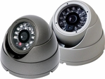 Eyemax IB 6025 Infrared Eyeball Type Camera, Weather-proof Metal Case, 620TVL 60ft IR