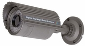 Eyemax IR-6722VF Infrared Camera 600TVL Resolution, 100ft Nightvision, VF Lens 2.8~11mm, Indoor/Outdoor Bullet Camera