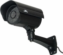 Eyemax IR LP85H License Plate Capture Camera (up 5mph), 550/580TVL, Day/Night, 20ft Range, 8mm Fixed Lens, Weather-proof
