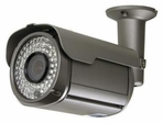 Eyemax IR-NE-6152FV Nighteye 650 TVL Infrared Visible Light Bullet Camera with 30 LED