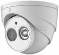 Eyemax NIU-E4042-W28A 4MP H.265+ IR Network Turret Camera with 2.8mm Lens / True WDR / IVS / Built-in Microphone