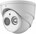 Eyemax NIU-E8062-W40A 8MP(4K) H.265+ IR Network Turret Camera with 4mm Lens / IVS / Built-in Microphone