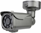 Eyemax TIR-P4334V-B HD-TVI 4MP Outdoor IR Bullet Camera with Vari-Focal Lens, 6 COB IR, IP68, Dual Power