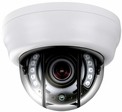 Eyemax UDR-8712V Anti-IR Reflection | EX-SDI 4K(8.3MP) Indoor IR Dome Camera with Vari-Focal Lens, 10 COB IR, 12VDC
