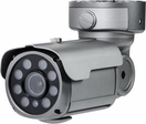 Eyemax UIR-M2344V EX-SDI 1080p(2MP) IR Bullet Camera with 8 COB IR & Motorized 2.8~12mm Lens / Dual Power