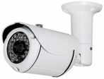 Eyemax UIR-P4522 EX-SDI 4MP Outdoor IR Bullet Camera with Fixed Lens, IP68, 25 IR LED, DC 12V