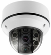 Eyemax UVI-P4544V-WW Anti-IR Reflection | 4MP EX-SDI/HD-SDI STORM� IR IP68 Vandal-Resistant Dome Camera with Vari-Focal Lens, True WDR, L-size, AC 24V/DC 12V Dual Power