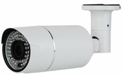 Eyemax XIR-0712V-W HD-SDI 1080p(2MP) IR Bullet Camera with Auto-Iris VF Lens & 72 IR LED