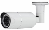 Eyemax XIR-1412V-W HD-SDI 1080p(2MP) IR Bullet Camera with Auto-Iris VF Lens & 42 IR LED