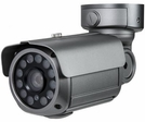 Eyemax XIR-2364FV HD-SDI 1080p(2MP) IR Bullet Camera with 12 COB IR / 6~50mm Lens / Dual Power