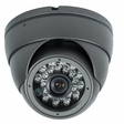 Gen IV AD-A600IR Vandal Proof 700TVL Sony Exview2 Had CCD with Effio-E DSP, 2.8-12mm VF Lens, Infrared, 3 Axis, OSD, ATR